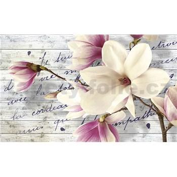 Fototapety kvety magnólie, rozmer 368 cm x 254 cm