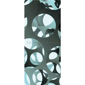 Vliesové fototapety 3D abstrakcie, rozmer 91 cm x 211 cm