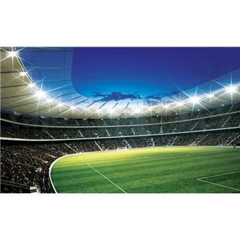 Vliesové fototapety futbalový štadión rozmer 368 cm x 254 cm