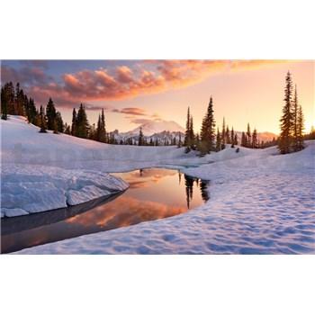 Vliesové fototapety Hefele Americká krása, rozmer 450 cm x 280 cm