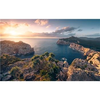 Vliesové fototapety Hefele stredomorská podívaná, rozmer 450 cm x 280 cm