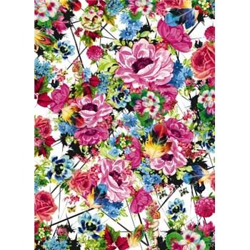 Fototapety barokové kvety, rozmer 184 x 254 cm