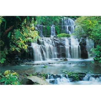 Fototapeta Pura Kaunui Falls, rozmer 368 x 254 cm