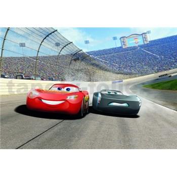 Fototapeta Disney Cars3 Blesk a Hrom rozmer 368 cm x 254 cm