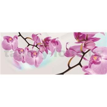Vliesové fototapety orchidea, rozmer 250 x 104 cm
