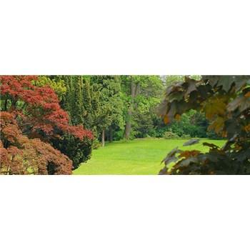 Vliesové fototapety záhrada, rozmer 250 x 104 cm