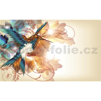 Fototapety kolibřík, rozmer 368 cm x 254 cm