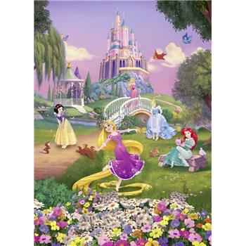 Fototapety Disney Princess západ slnka rozmer 184 cm x 254 cm