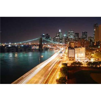 Fototapety Brooklyn Bridge, rozmer 368 cm x 254 cm