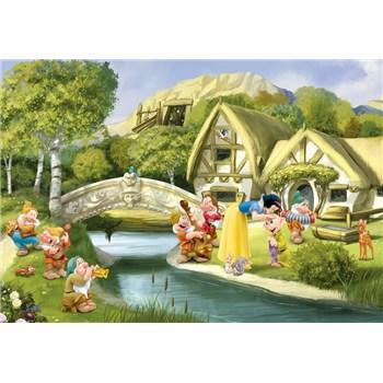 Fototapety Disney Princess Snehulienka rozmer 368 cm x 254 cm