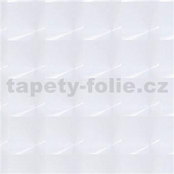 Samolepiace tapety transparentné štvorce 90 cm x 15 m