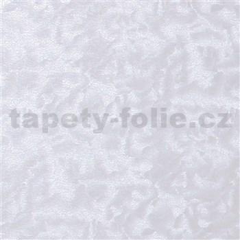 Samolepiace tapety - transparentné ľadové kvety - 67, 5 cm x 15 m