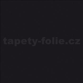 Samolepiace tapety - čierna matná - 67, 5 cm x 15 m