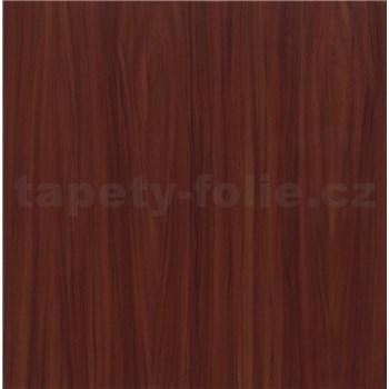 Samolepiace tapety mahagónové drevo svetlé - 45 cm x 15 m