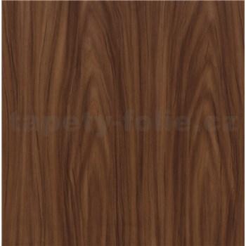 Samolepiace tapety drevo vlašského orecha - 90 cm x 15 m