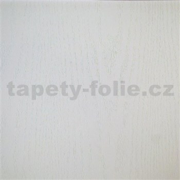Samolepiace tapety - biele drevo - 67, 5 cm x 15 m