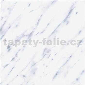 Samolepiace tapety mramor Carrara bridlicovo sivá 90 cm x 15 m