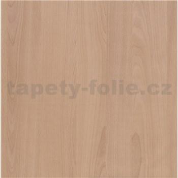 Samolepiace tapety jedľové drevo svetlé - renovácia dverí - 90 cm x 210 cm