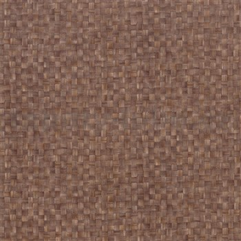 Samolepiace tapety - ratan tmavý, metráž, šírka 67,5 cm, návin 15m,