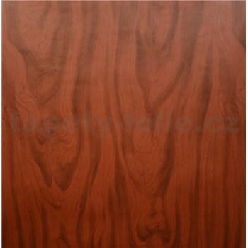 Samolepiace tapety javorové drevo červenkasté - metráž, šírka 67,5 cm, návin 15m,
