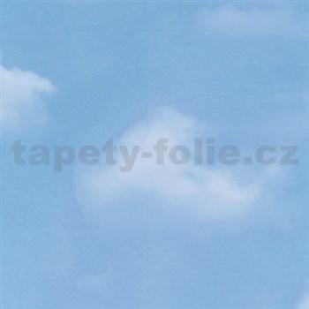 Samolepiace fólie modré nebo - 45 cm x 15 m