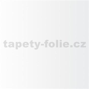 Samolepiace tapety - transparentná biela - 45 cm x 15 m