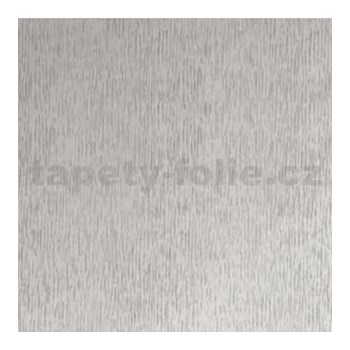 Samolepiace tapety - razené striebro - šírka 45 cm x 15 m