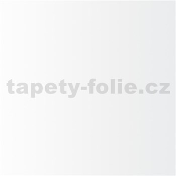 Samolepiace tapety - transparentná biela 90 cm x 15 m