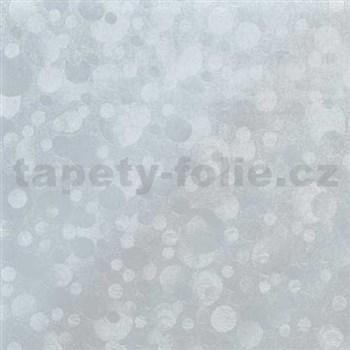 Samolepiace tapety transparentné bodky 90 cm x 15 m
