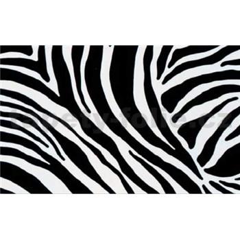 Samolepiace tapety - zebra , metráž, šírka 67,5cm, návin 15m,