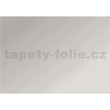 Samolepiace tapety - strieborná leštená , metráž, šírka 67,5cm, návin 15m,