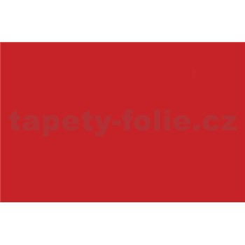 Samolepiace tapety - červená , metráž, šírka 67,5cm, návin 15m,