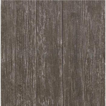 Samolepiace tapety vidiecke drevo - renovácia dverí - 90 cm x 210 cm