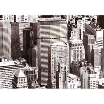 Samolepiace tapety - mrakodrapy 90 cm x 15 m