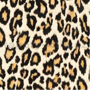 Samolepiace tapety koža leoparda hnedá 45 cm x 15 m