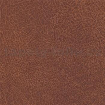 Samolepiace tapety koža hnedá 45 cm x 15 m