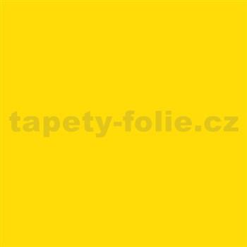Samolepiace tapety žltá mat 45 cm x 15 m