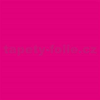 Samolepiace tapety ružová lesklá 45 cm x 15 m