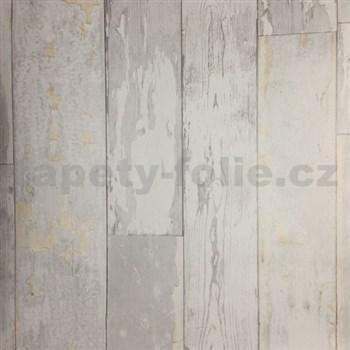 Samolepiace tapety Scrapwood svetlé 90 cm x 15 m
