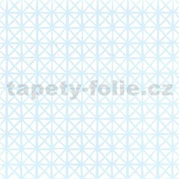 Samolepiace tapety Andy modrý 45 cm x 15 m