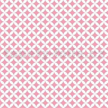 Samolepiace tapety ornament ružový 45 cm x 15 m
