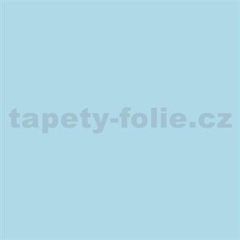 Samolepiace tapety pastelová modrá lesklá 45 cm x 15 m