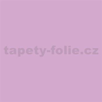 Samolepiace tapety svetlo fialová lesklá 45 cm x 15 m