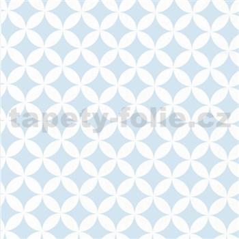 Samolepiace tapety Elliot modrý 45 cm x 15 m
