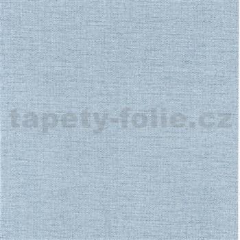Samolepiace fólie tkanina modrá - 45 cm x 15 m