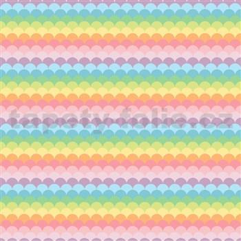 Samolepiace fólie RAINBOW - 45 cm x 15 m