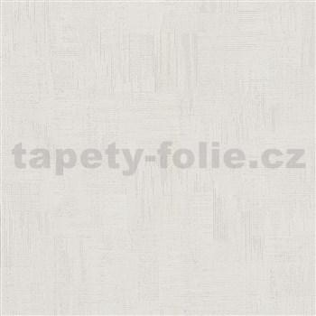 Vliesové tapety na stenu IMPOL Giulia pravidelná stierka s metalickými odleskami svetlo hnedá