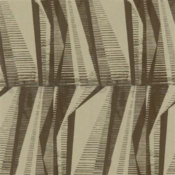 Detské tapety Graffiti - Ltd. Collection - oceľové pláty - zlatohnedé - ZĽAVA