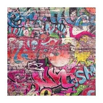 Tapety papierové Graffiti