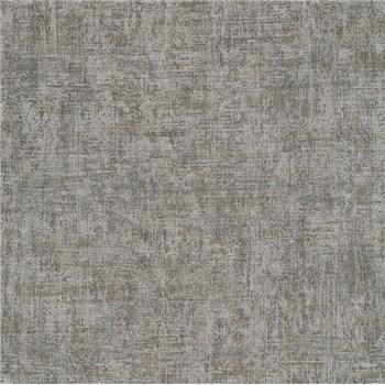 Vliesové tapety na stenu Greenery textilná štruktúra hnedo-strieborná